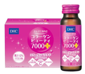 Collagen dạng nước : Collagen DHC beauty 7000mg